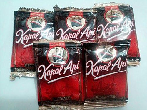 25 pack x Kapal Api Special Coffee Ground (Coffee Powder) 6.5 gr
