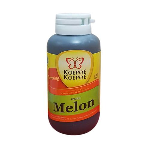 Koepoe-Koepoe Melon Flavoring Enhancer Paste, 60 ml