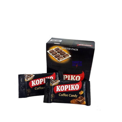 Kopiko Coffee Candy Blister 12 Blister @24 Gr