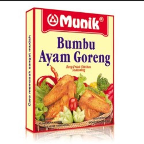 Bumbu Ayam Goreng (Fried Chicken Seasoning) - 6.4oz by Munik