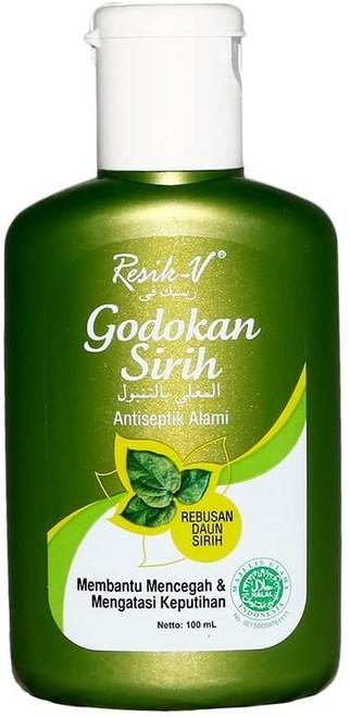 Resik-V Godokan Sirih - Betel Leaf Water, 100 Ml