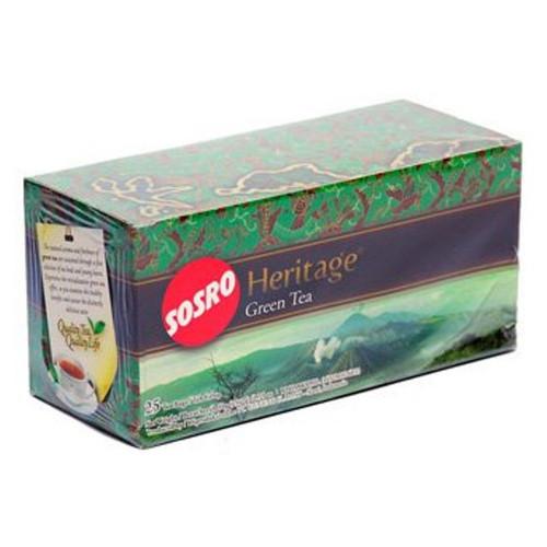 sosro heritage green tea - 1.75oz