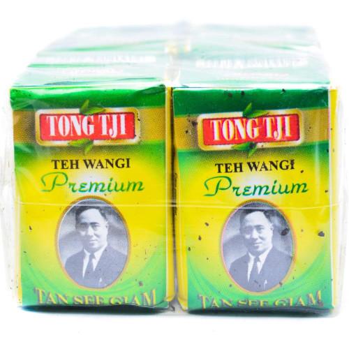 Tong Tji Premium Jasmine Tea, 10 Gram (Pack of 10)
