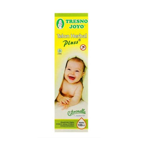 Tresno Joyo Minyak Telon Citronela- 100ml
