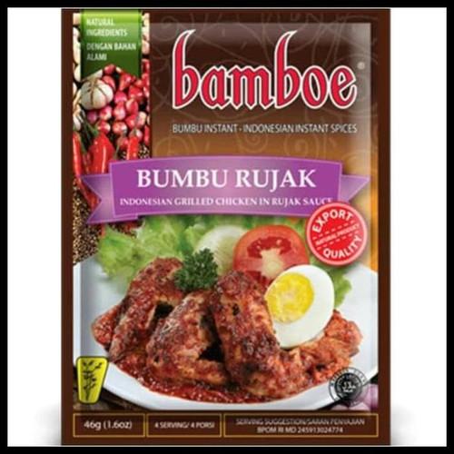 Bamboe Bumbu Rujak, 46 g (1.6oz)