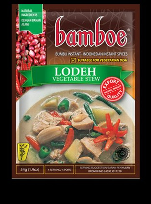 Bamboe Lodeh (Lodeh Seasoning), 54 g