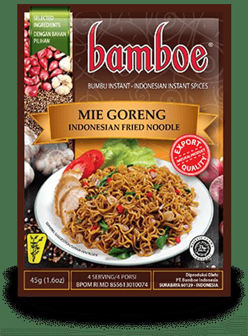 Bamboe Bumbu Mie Goreng (Fried Noodle Seasoning),  45 g