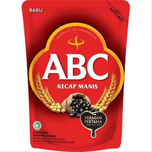 ABC Kecap Manis - Sweet Soy Sauce, 70ml