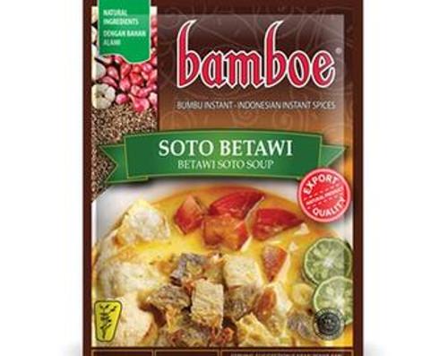 Bamboe Soto Betawi - Betawi Soto Soup, 65 gr (2.3 oz)