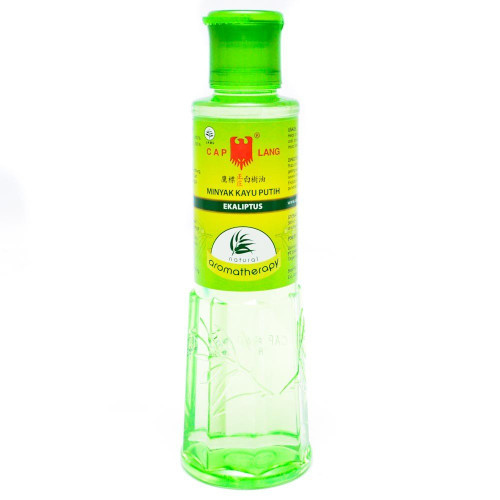 Eagle Brand - Cap Lang Eucalyptus Oil Aromatherapy, 210ml