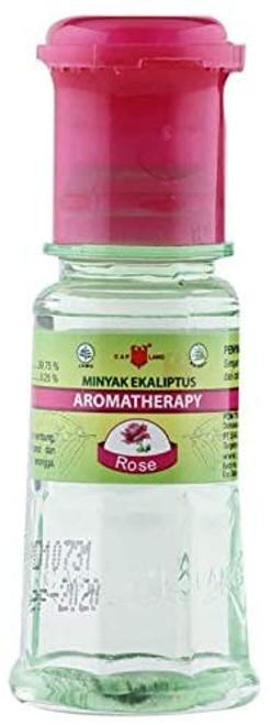Eagle Brand - Cap Lang Eucalyptus Oil Aromatherapy Rose, 15ml