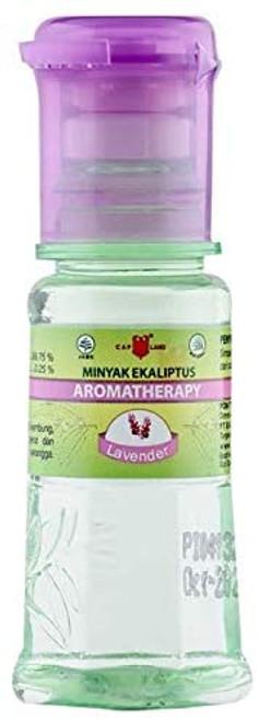 Eagle Brand - Cap Lang Eucalyptus Oil Aromatherapy Lavender, 15ml