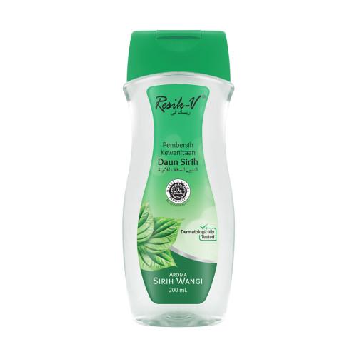 RESIK-V Vaginal Cleanser Daun Sirih  Wangi , 200 ml