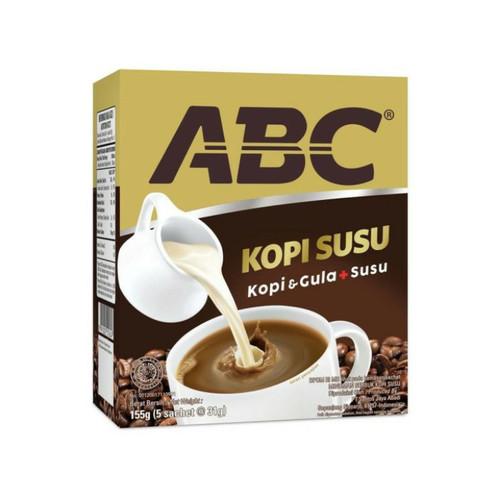 ABC Kopi Susu Box of 5-ct, 155 gr - 5.4 oz