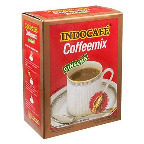 Indocafe Coffeemix Gingseng 5-ct, 100 Gram