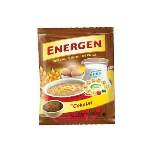 Energen Cereal and Nutritious Milk Chocolate 10 ct, 300gr