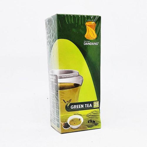Dandang Green Tea 25 ct, 50 gr