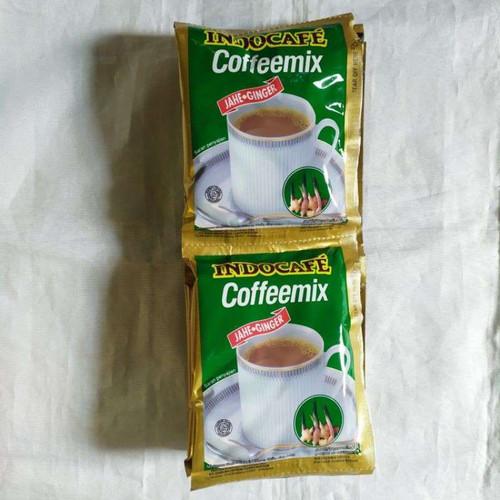 Indocafe Coffeemix Jahe Ginger  10-ct, 250 Gram