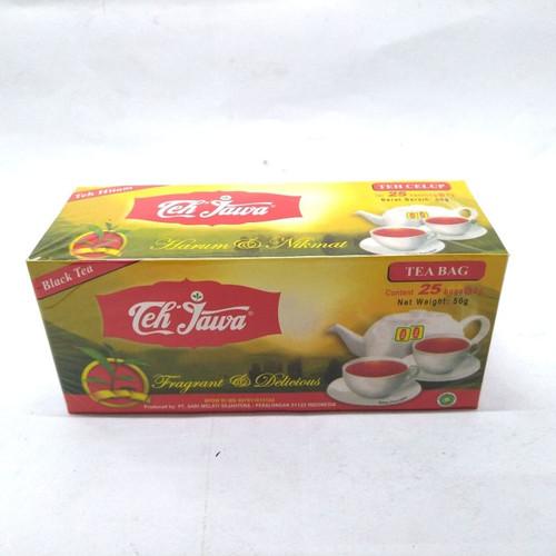 Jawa Black Tea - Jawa Teh Hitam Celup 25 ct, 50 gr