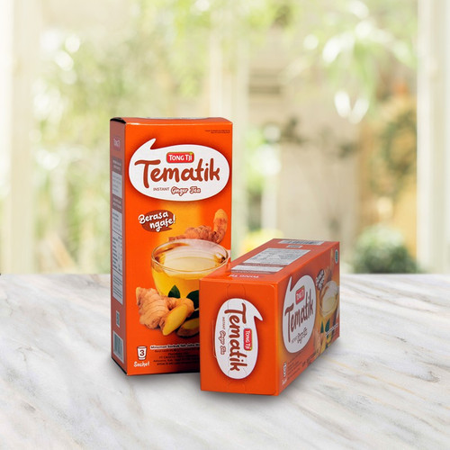 Tong Tji Tematik Ginger Tea Instant