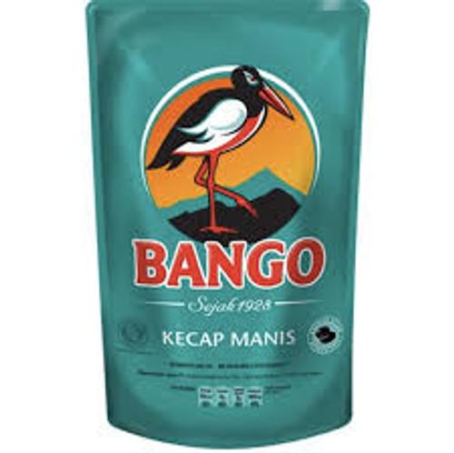 Bango Kecap Manis Refill (Sweet Soy Sauce Refill), 220 ml