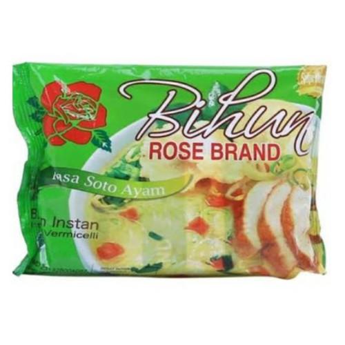 Rose Brand Bihun Rasa Soto Ayam ( Vermicelli Chicken Soto) 55g