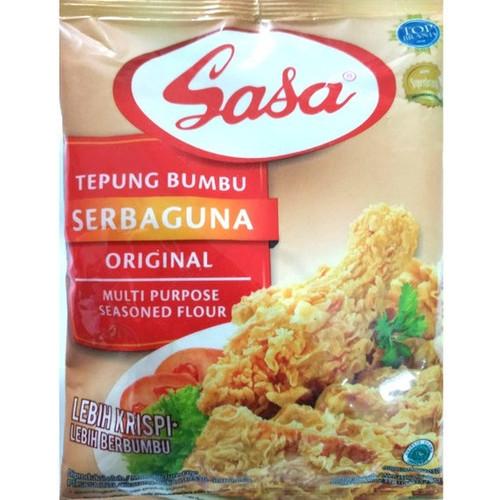 Sasa Tepung Bumbu Serbaguna Original(Multi Purpose Seasoned Flour) 80 gr