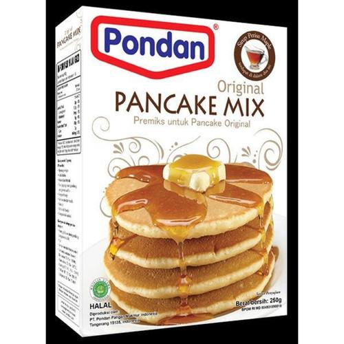 Pondan Original Pancake Mix 250 gr - 8.81 Oz