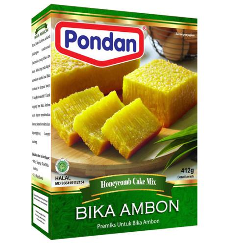 Bika Ambon Honeycomb Cake Mix 412gr