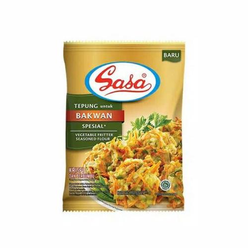 Sasa Tepung Bumbu Bakwan Spesial (Vegetable Fritter Seasoned Flour) 250 Gr - 8.81 oz