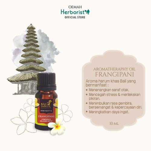 Bali Dancer Essential Oil - Frangipani (Bunga Kamboja),  10 ml