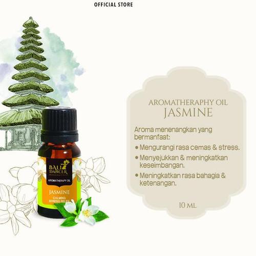Bali Dancer Essential Oil - Jasmine (Bunga Melati),  10 ml