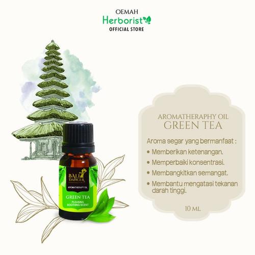 Bali Dancer Essential Oil - Green Tea (Teh Hijau),  10 ml