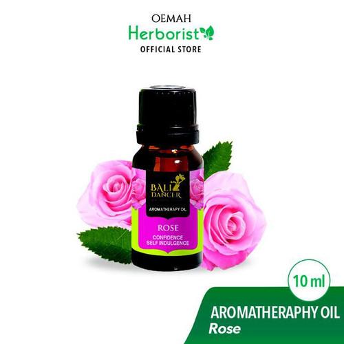 Bali Dancer Essential Oil - Rose (Bunga Mawar),  10 ml