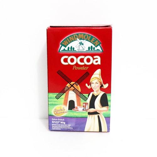 Windmolen Cocoa Powder 90 gr - 3.17 oz