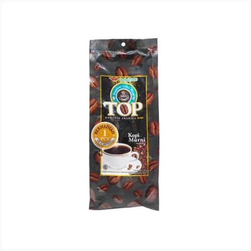 TOP Kopi Murni (Ground Coffee), 165 Gram