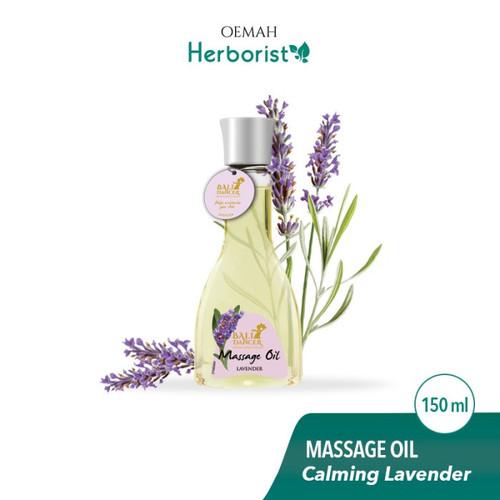 Bali Dancer Massage Oil Aromatherapy, 150 ml (Lavender )