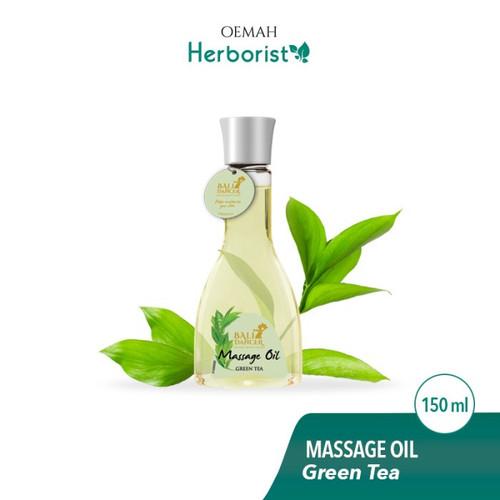 Bali Dancer Massage Oil Aromatherapy, 150 ml (Green Tea)