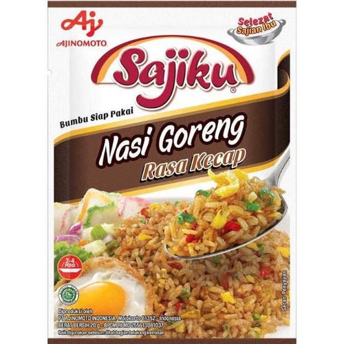 Sajiku Bumbu Nasi Goreng Rasa Kecap , 20 gr