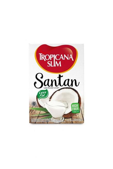 Tropicana Slim Santan Less Fat 5 Sachet @20 gr
