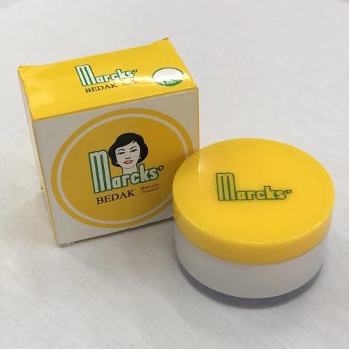Marcks' Classic Powder, 20 Gram (White)