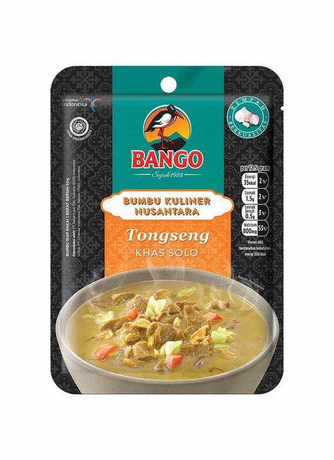 Bango Bumbu Tongseng (Instant Tongseng Seasoning), 50 gr