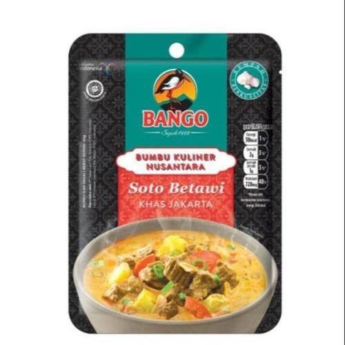 Bango Bumbu Soto Betawi (Instant Betawi Soto Seasoning), 45 gr - 1.58 oz