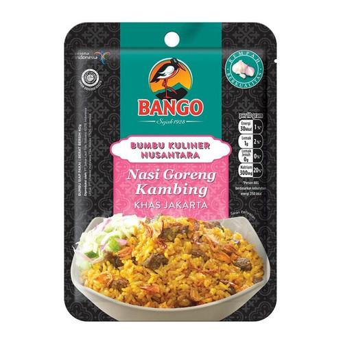 Bango Bumbu Nasi Goreng Kambing (Instant Goat Fried Rice Seasoning), 40 gr - 1.41 oz