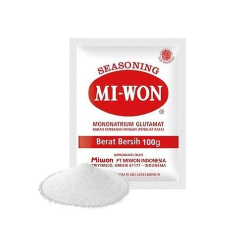 Miwon Mononatrium Glutamat, 3.52 Oz (100gr)
