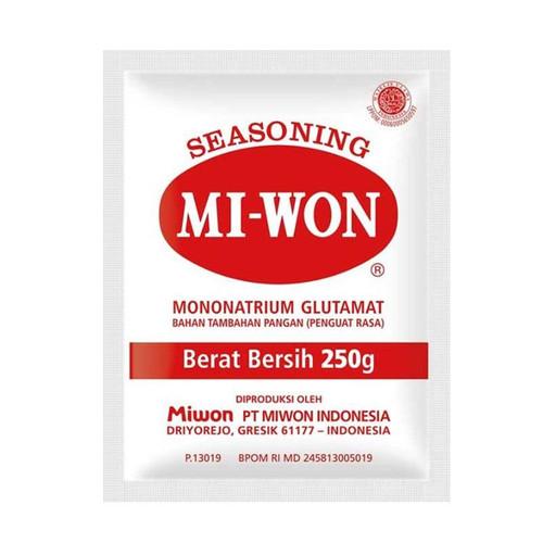 Miwon Mononatrium Glutamat, 8.81 Oz (250gr)