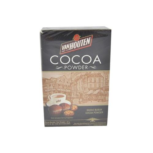 Van Houten Cocoa Powder (45 Gram)