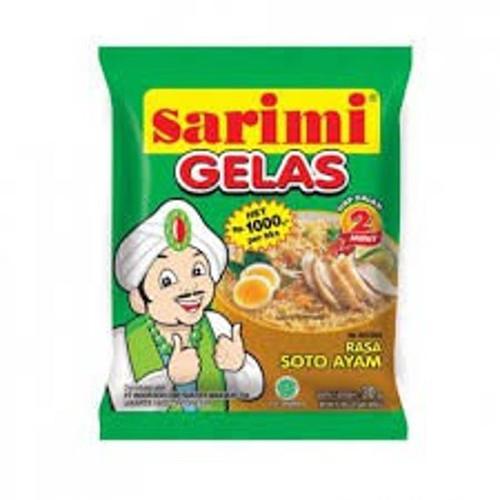 Sarimi Gelas Rasa Soto Ayam (Chicken Soto Flavor) 30 gr