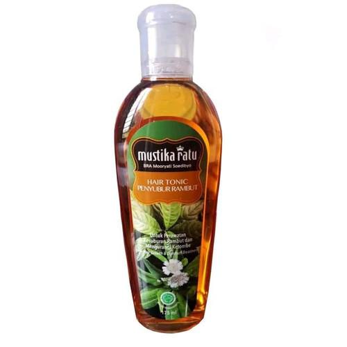 Mustika Ratu Hair Tonic Penyubur Rambut, 175ml - 5.91 Fl oz