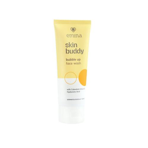 Emina Skin Buddy Bubble Up Face Wash, 60 Ml